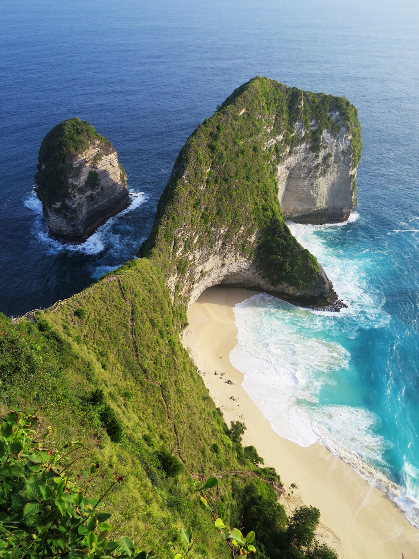 Voyage vélo Indosésie, Voyage d'Ailleurs, Kelingkling, Nusa Penida