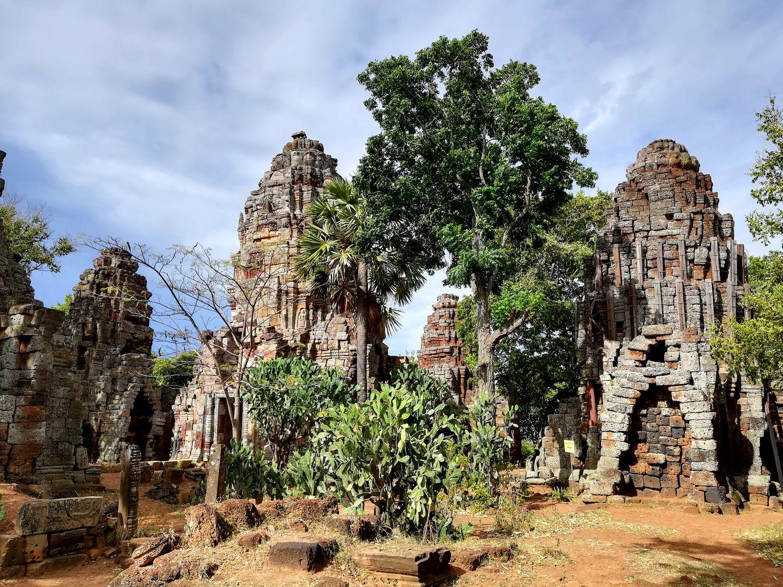 Temple Banan, Battambang, Cambodge